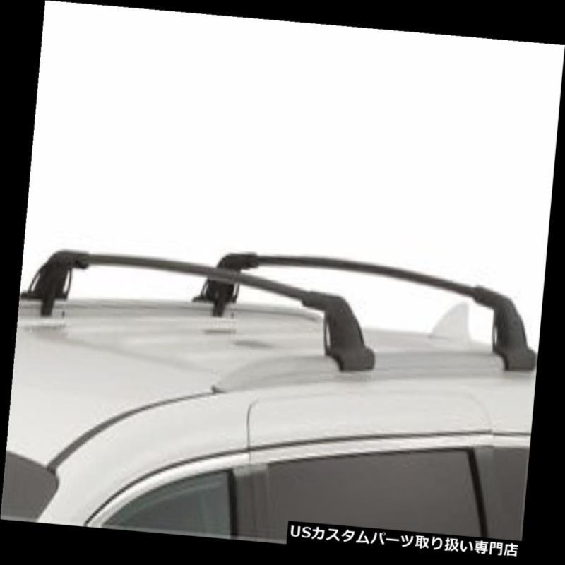 キャリア 本物の起亜セドナSX限定クロスバーレールルーフラックサンルーフOEM A9121ADU00 Genuine Kia Sedona SX Limited Cross Bar Rail Roof Rack Sunroof OEM A9121ADU00