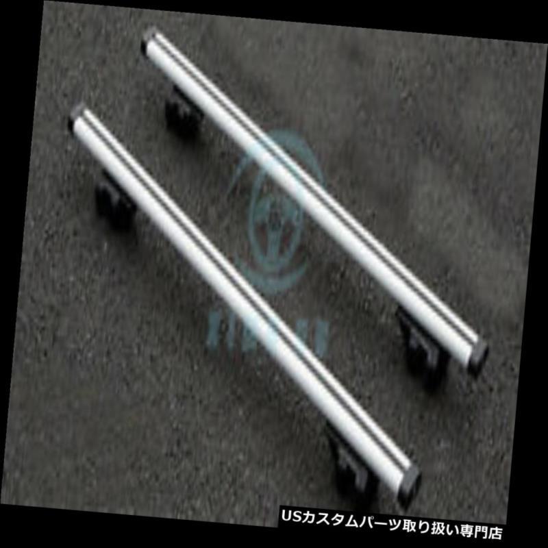 キャリア ユニバーサル貨物キャリアクロスバールーフラック盗難防止ロック1.2メートルシルバートップラック Universal Cargo Carrier Cross Bar Roof Rack Anti-theft Lock 1.2m Silver Top Rack