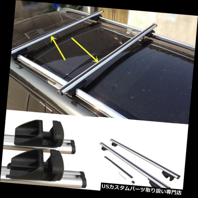キャリア シボレーキャプティバ2008-2015年用セットアルミ合金ルーフラッククロスバーセット A Set Aluminum alloy Roof Rack Cross Bar Set For Chevrolet Captiva 2008-2015