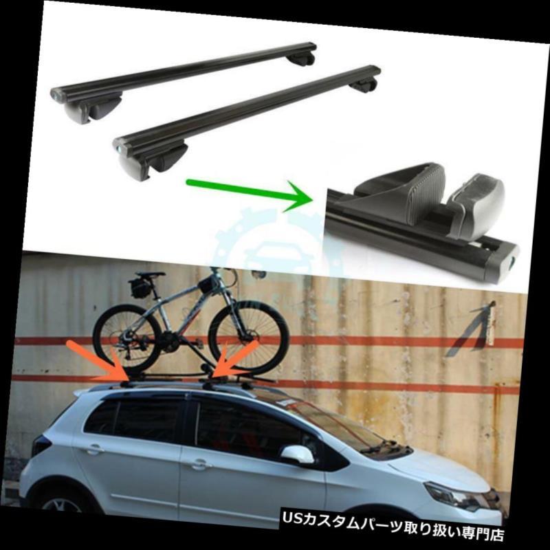 キャリア 三菱パジェロスポーツ2010年-2016年用2本ルーフラックカールーフキャリア 2pcs Roof Rack Car Roof Carriers For Mitsubishi Pajero Sport 2010-2016
