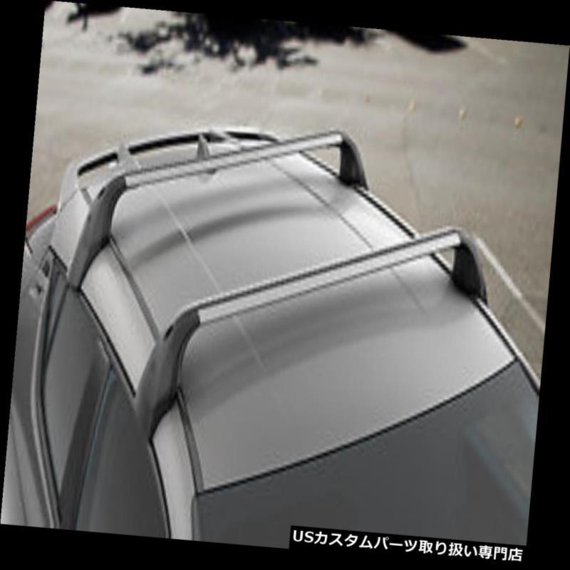 キャリア トヨタC-HRルーフカーゴクロスバーセットファクトリーアクセサリーPW30110001 TOYOTA C-HR ROOF CARGO CROSS BAR SET FACTORY ACCESSORY PW30110001