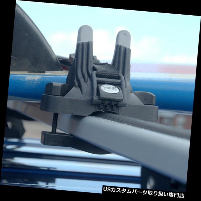キャリア クロスバー用サーフボードキャリア/ホルダー(理想の贈り物) Surfboard Carrier / Holder For Cross Bars (Ideal Gift)