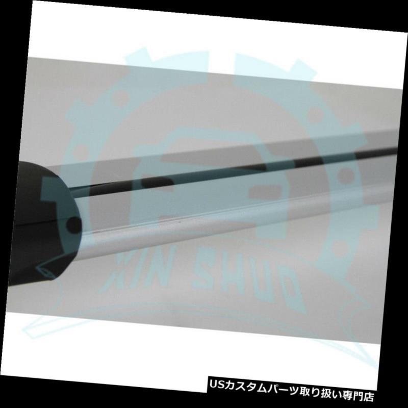 キャリア ヒュンダイのための新しいサンタフェスポーツ2018ルーフレールラッククロスバークロスバーB for Hyundai New Santa Fe Sport 2018 Roof Rail Racks Cross Bars Crossbars B