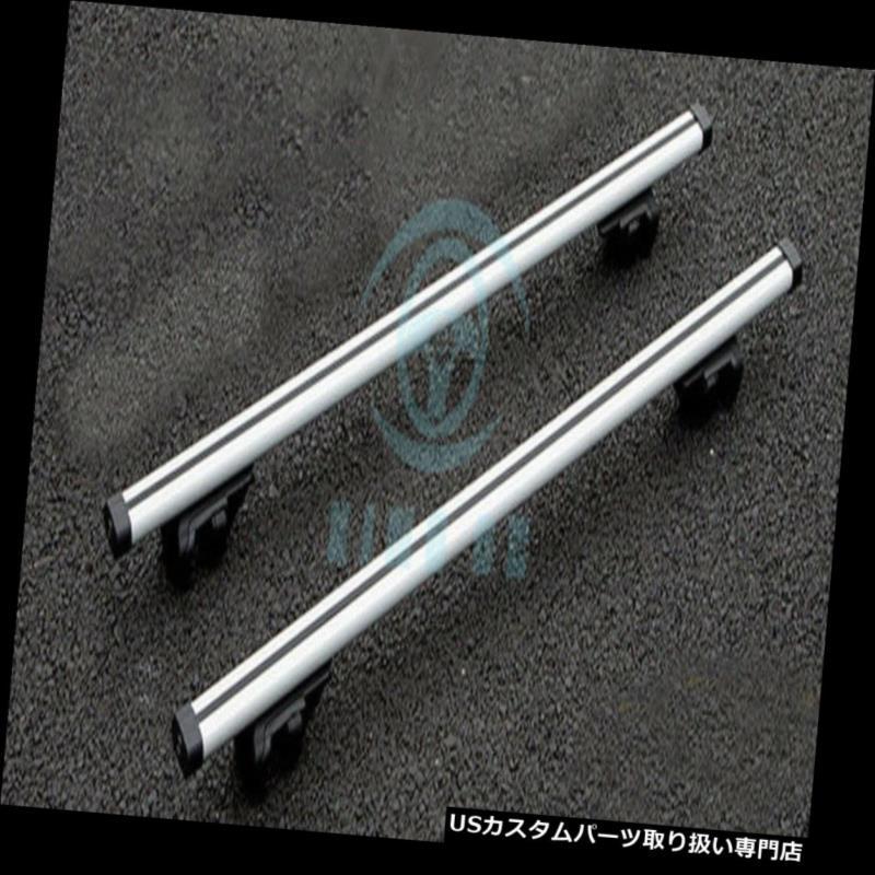 キャリア スバルXV 2012-2014のための合金の銀製の自動荷物のキャリアの十字バーのルーフラック Alloy Silver Auto Luggage Carrier Cross Bar Roof Racks For Subaru XV 2012-2014