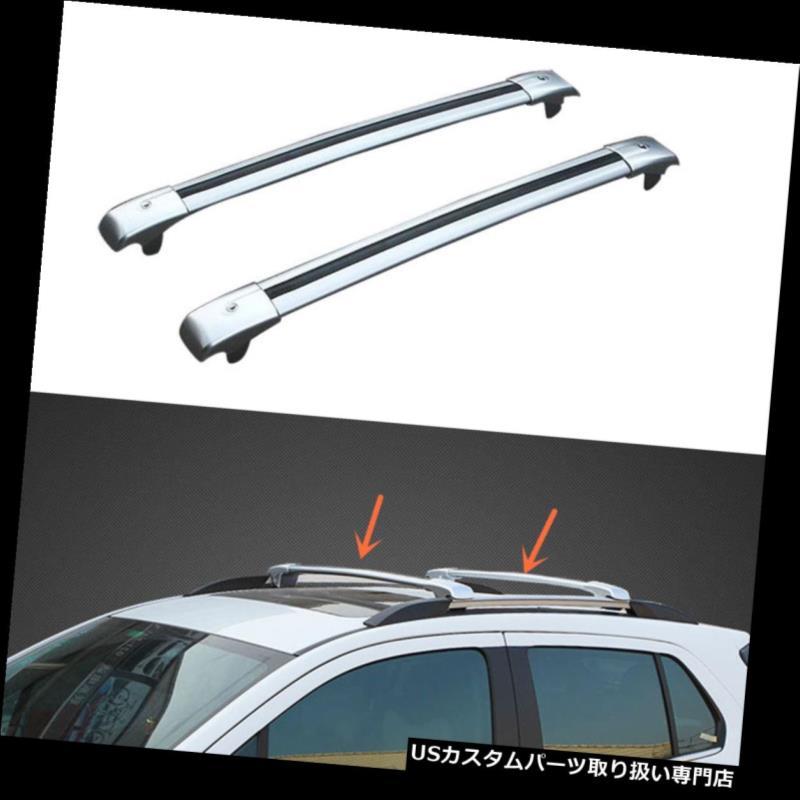 キャリア Lexus RX300 2004-2006のための2PCSアルミ合金の十字棒の屋根の貨物荷物の棚 2PCS Aluminum alloy Cross Bar Roof Cargo Luggage Rack For Lexus RX300 2004-2006