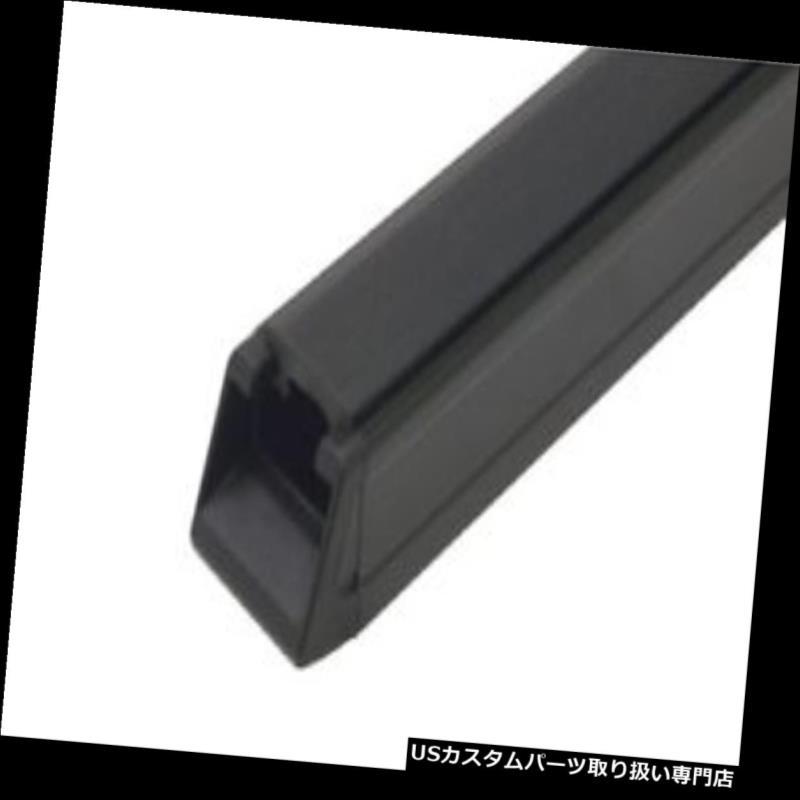 キャリア ルーフラッククロスバー - ヘビーデューティ - ブラック59In Roof Rack Crossbar - Heavy Duty - Black 59In