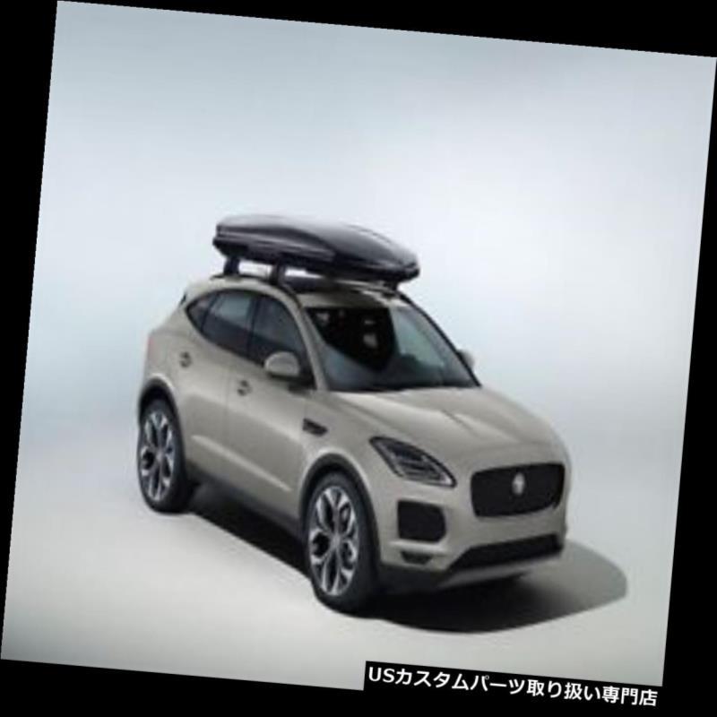 キャリア 純正ジャガーEペースルーフクロスバーOEM#J9C2658(ファクトリーレール付き) Genuine Jaguar E-Pace Roof Cross Bars OEM # J9C2658 For Cars w/Factory Rails