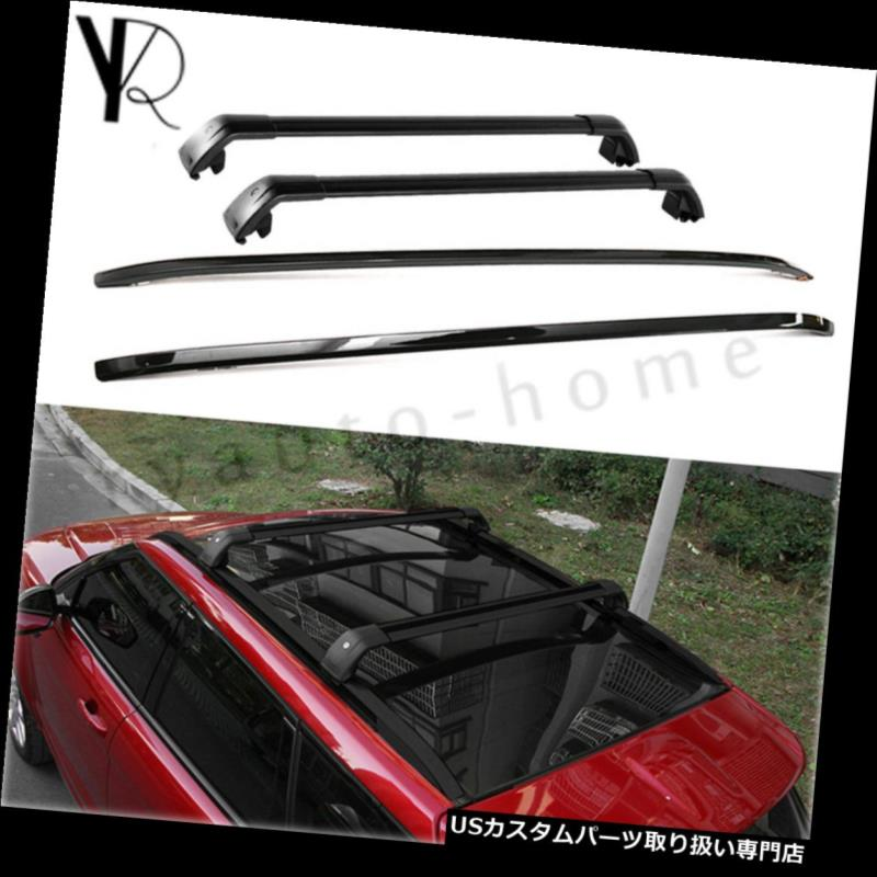 キャリア クロスバールーフラックキットはRange Rover Evoque 2011+クロスバールーフレールにフィット Crossbars Roof Rack Kit Fits For Range Rover Evoque 2011+ Cross bar Roof Rail