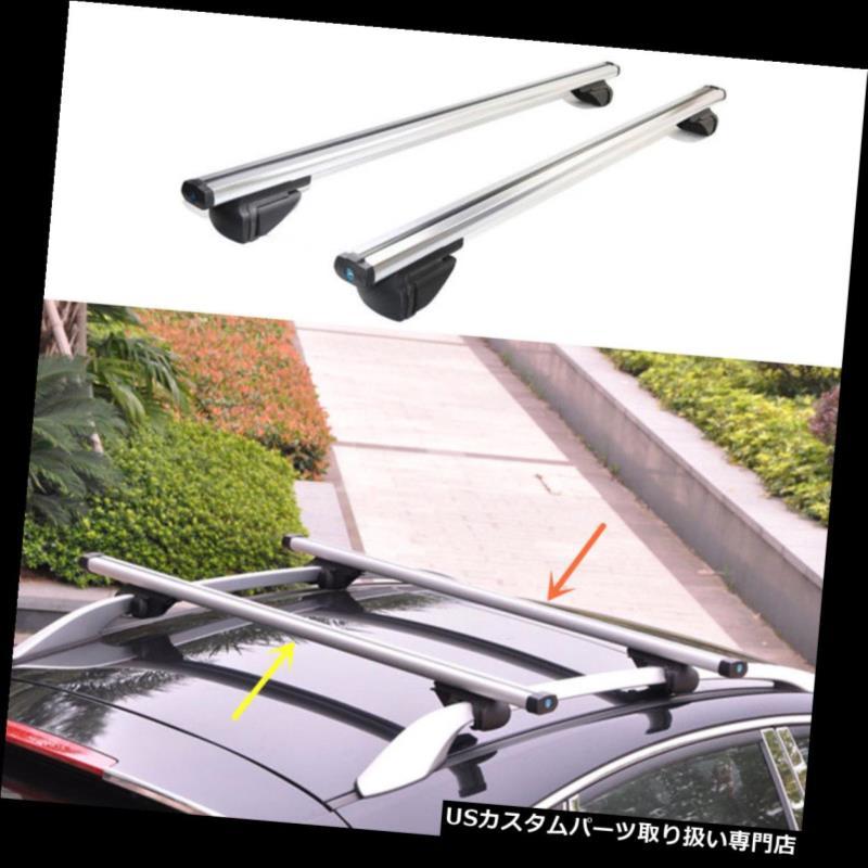 キャリア 日産ムラーノ2008-2016年のためのアルミ合金のクロスバーの屋根の貨物荷物の棚 Aluminum alloy Cross Bar Roof Cargo Luggage Rack For Nissan Murano 2008-2016
