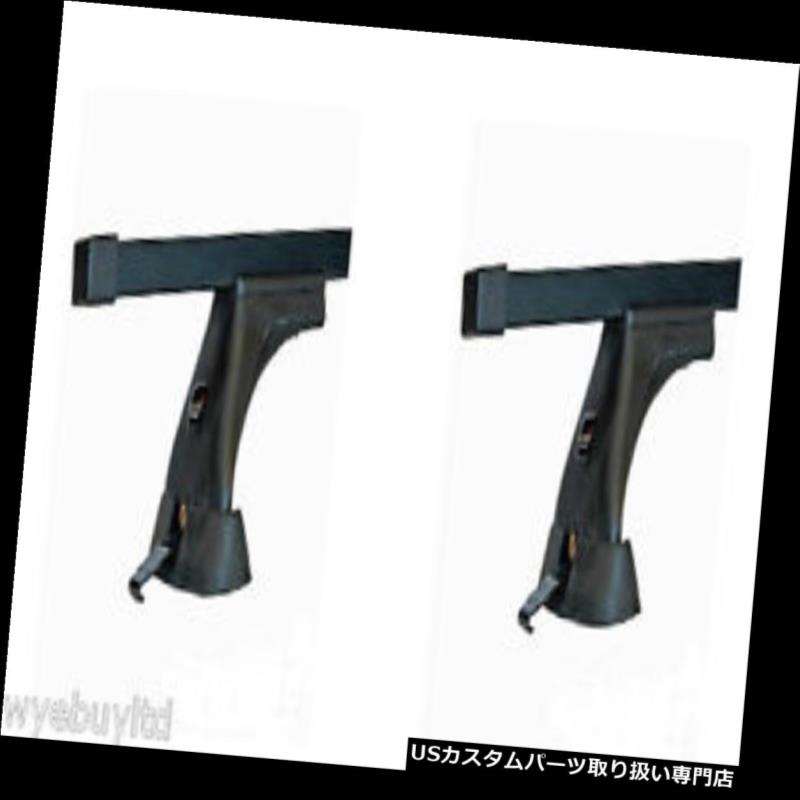 キャリア 3ドアトヨタrav-4 mk2年2000年から2005年ルーフクロスバーs303のためのルーフラックバー Roof rack bars for 3 door Toyota rav-4 mk2 year 2000 to 2005 roof cross bar s303