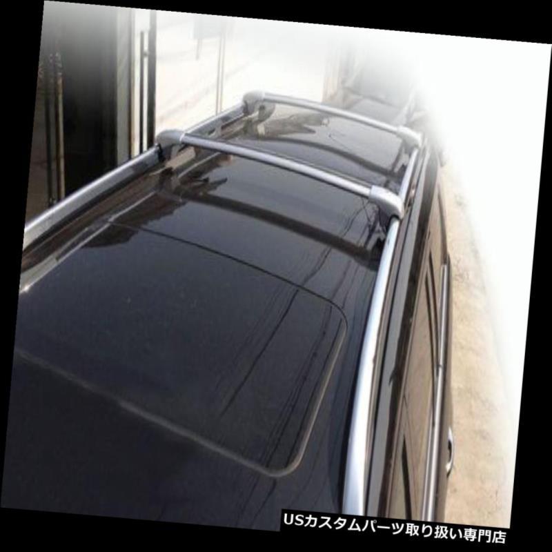 キャリア KIA Sorento 2009-2014手荷物荷物ルーフラックレールクロスバークロスバー用 For KIA Sorento 2009-2014 baggage luggage roof rack rail cross bar crossbar