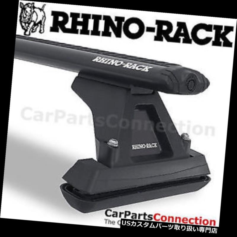 キャリア Rhino-Rack USA - Y03-330Bボルテックスブラック2バー59インチルーフラッククロスバーキット Rhino-Rack USA - Y03-330B Vortex Black 2 Bar 59 inch Roof Rack Crossbar Kit