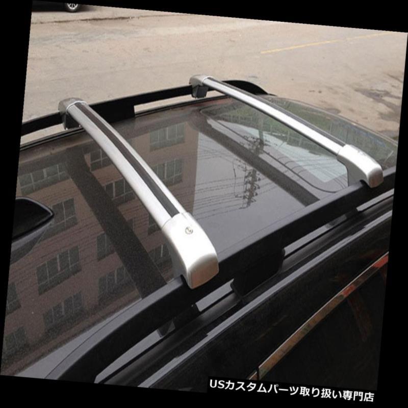 キャリア レクサスRX300 2004-2006アルミ合金クロスバー屋根貨物荷物ラック用Apair Apair For Lexus RX300 2004-2006 Aluminum alloy Cross Bar Roof Cargo Luggage Rack