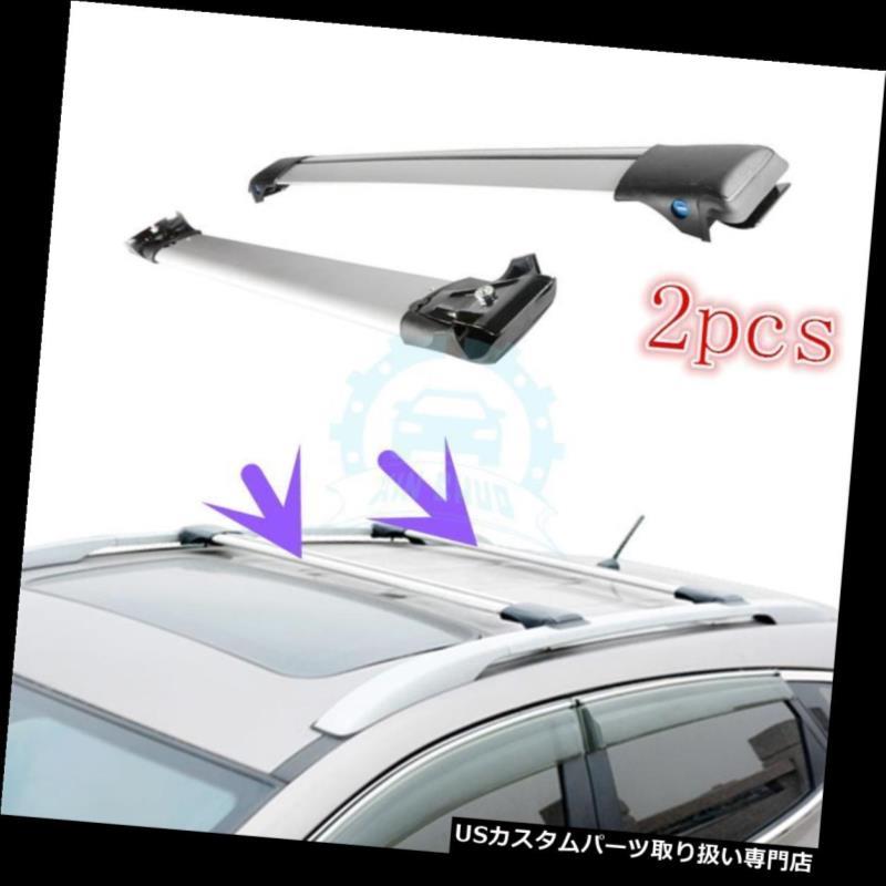 キャリア 2 *車の小包の棚のLexus RX350 2010-2015年のための頭上式の荷物の棚のトリム 2* Cars parcel rack Overhead Luggage Rack Trim For Lexus RX350 2010-2015