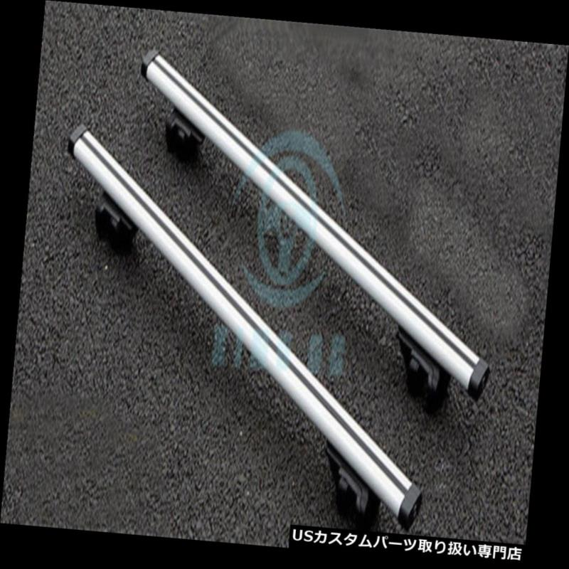 キャリア 鈴木JIMNY 2007-15のための銀製合金の上部の荷物のキャリアのクロスバーのルーフラック Silver Alloy Upper Luggage Carrier Cross Bar Roof Racks For SUZUKI JIMNY 2007-15