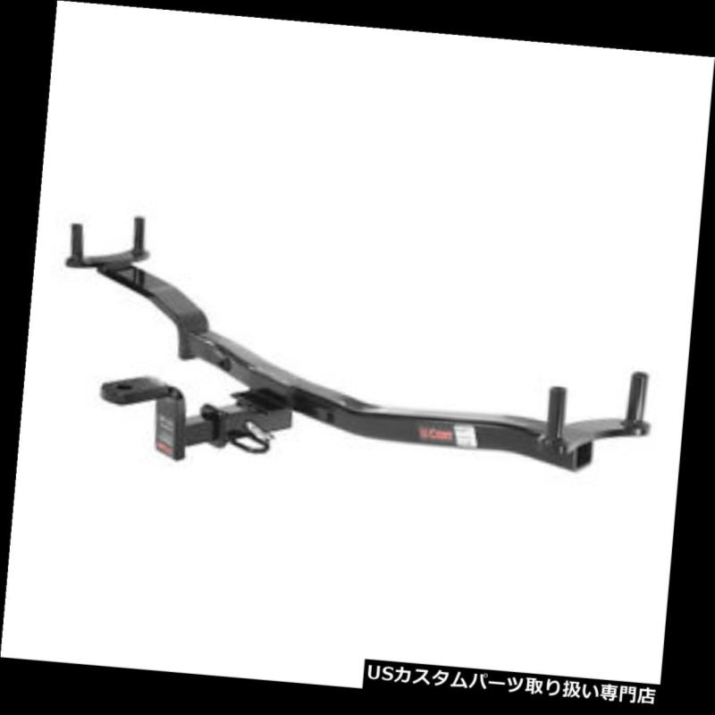 ヒッチメンバー 90-94フォルクスワーゲンCorrado Hatchback Inc. V6用カート1クラストレーラーヒッチ117163 Curt Class 1 Trailer Hitch 117163 for 90-94 Volkswagen Corrado Hatchback Inc. V6