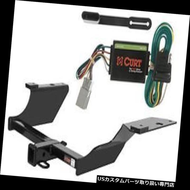 ヒッチメンバー クラス3カートトレーラーヒッチ ホンダCR-V用配線パッケージ Class 3 Curt Trailer Hitch & Wiring Package for Honda CR-V