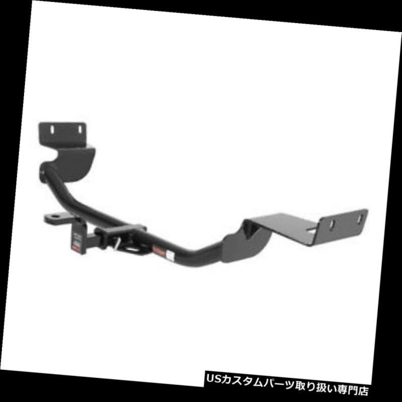 ヒッチメンバー Kia Forte Sedan用Curt Class 1 Trailer Hitch 1-1 / 4