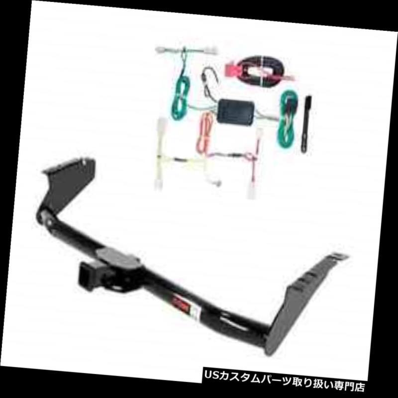 ヒッチメンバー カートクラス3トレーラーヒッチ& A トヨタシエナの配線 Curt Class 3 Trailer Hitch & Wiring for Toyota Sienna