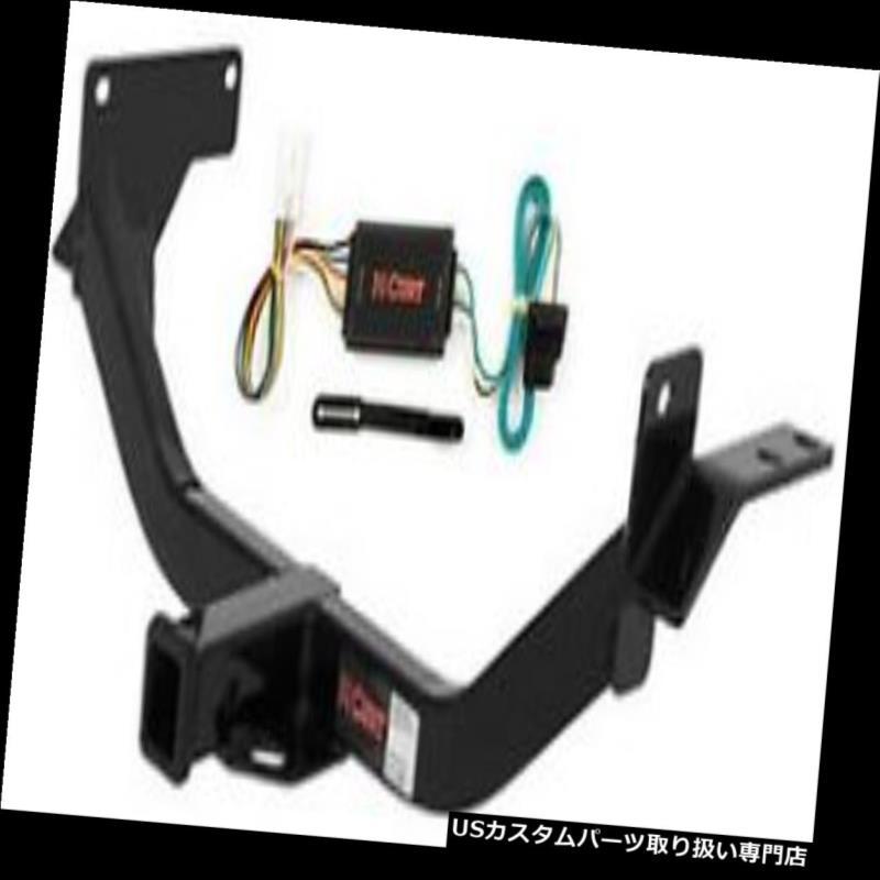 ヒッチメンバー カートクラス3トレーラーヒッチ& A 2006-2011年の配線三菱エンデバー Curt Class 3 Trailer Hitch & Wiring for 2006-2011 Mitsubishi Endeavor