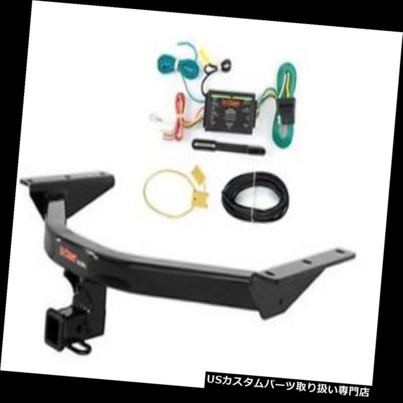 ヒッチメンバー カートクラス3トレーラーヒッチ& A アキュラMDXの配線 Curt Class 3 Trailer Hitch & Wiring for Acura MDX