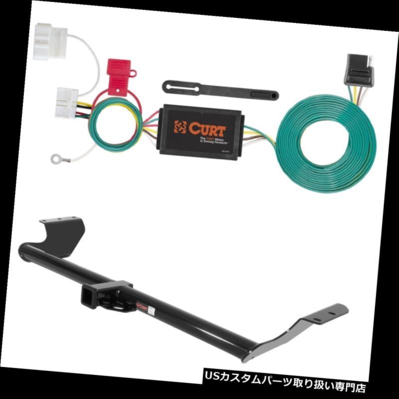 ヒッチメンバー カートクラス3トレーラーヒッチ& A ホンダオデッセイEX / LX /ツーリング/  SEの配線 Curt Class 3 Trailer Hitch & Wiring for Honda Odyssey EX/LX/Touring/SE