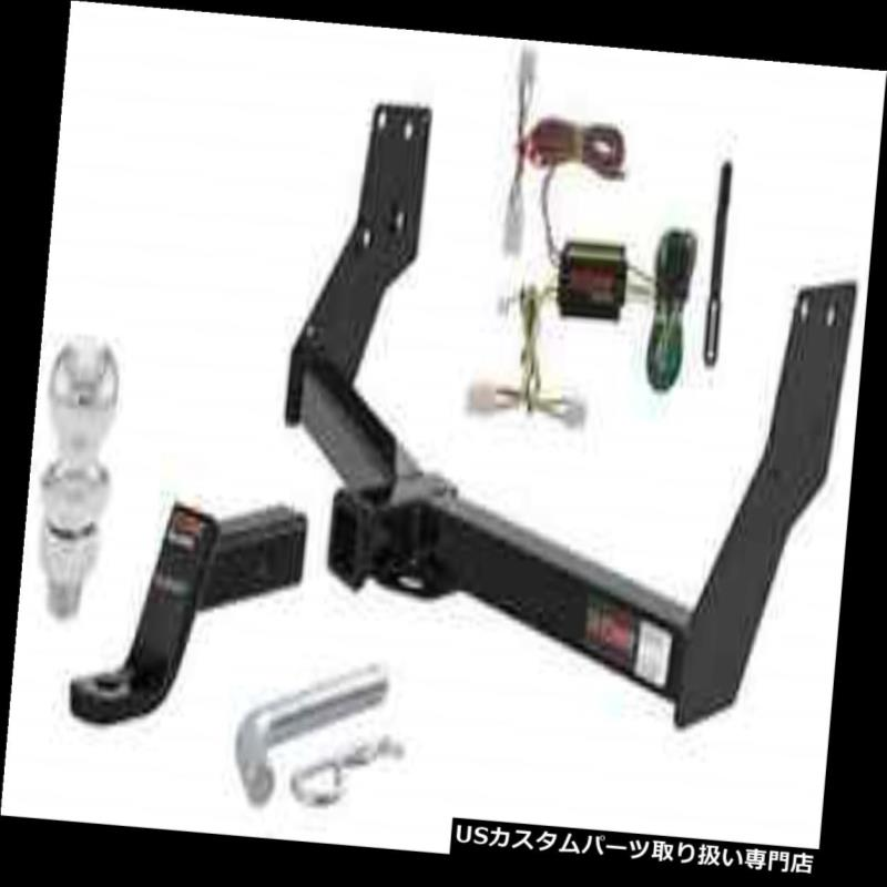 ヒッチメンバー インフィニティQX4 /日産パスファインダー用カート3クラストレーラーヒッチトウパッケージ Curt Class 3 Trailer Hitch Tow Package for Infiniti QX4/Nissan Pathfinder