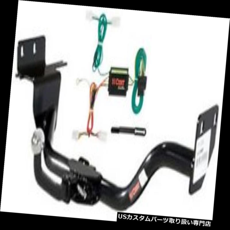 ヒッチメンバー カートクラス1トレーラーヒッチ& A Kia Forte用1-7 / 8
