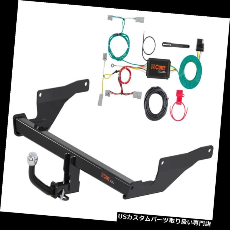 ヒッチメンバー カートクラス2トレーラーヒッチ& A Mazda CX-5用1-7 / 8