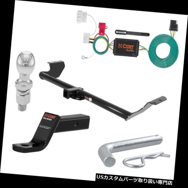 ヒッチメンバー EX/LX/Touring カート3クラストレーラーヒッチトウパッケージ2