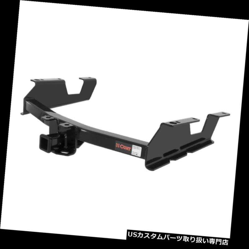 ヒッチメンバー GMC Sierra / Chevy Silverado 8 'Bed用カート4クラストレーラーヒッチ14061 Curt Class 4 Trailer Hitch 14061 for GMC Sierra/Chevy Silverado 8' Bed