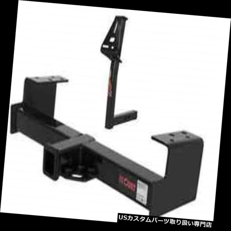 ヒッチメンバー Curt Front Mount Trailerヒッチ&アンプ ブレザー用スペアタイヤマウント/ジミー/ S  -10 /ソノマ Curt Front Mount Trailer Hitch & Spare Tire Mount for Blazer/Jimmy/S-10/Sonoma