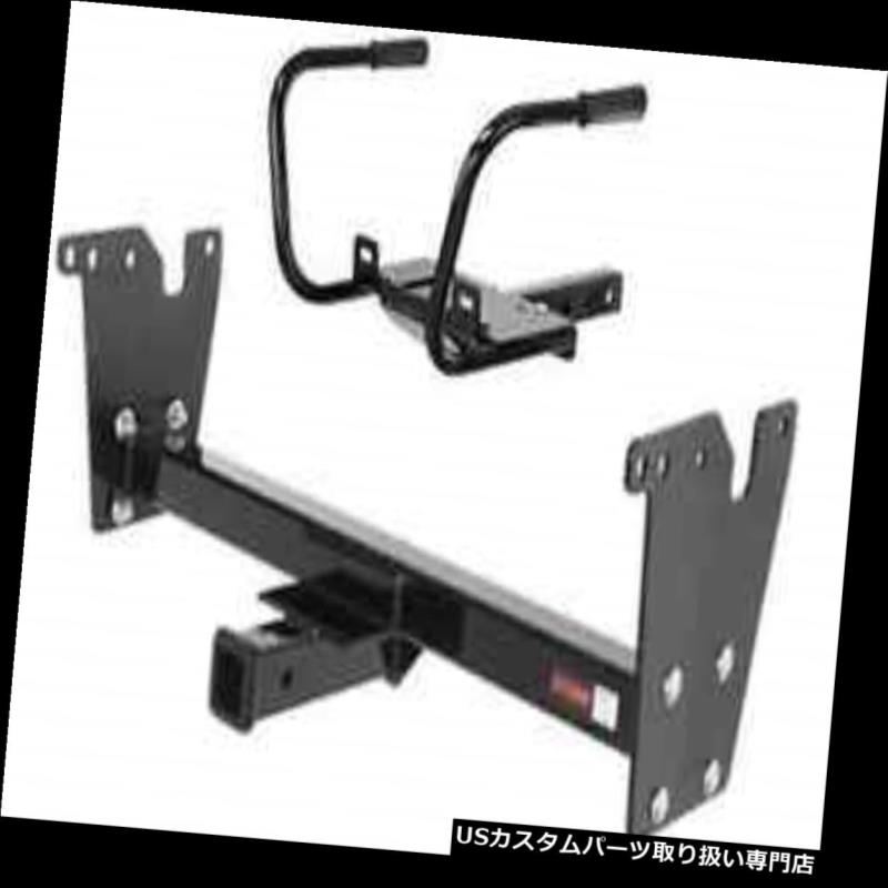 ヒッチメンバー Curt Front Mount Trailerヒッチ&アンプ ウィンチマウントw / F用ハンドルF-250 / F-350 Curt Front Mount Trailer Hitch & Winch Mount w/ Handles for Ford F-250/F-350