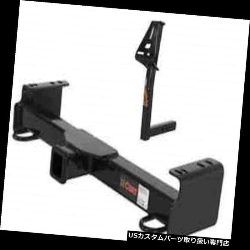 ヒッチメンバー Curt Front Mount Trailerヒッチ&アンプ トヨタタコマ用スペアタイヤマウント Curt Front Mount Trailer Hitch & Spare Tire Mount for Toyota Tacoma