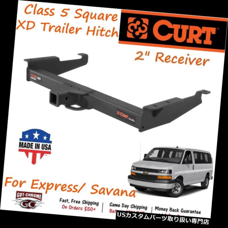 ヒッチメンバー 15320 Curt Class 5 Xtra Dutyトレイラーヒッチ2
