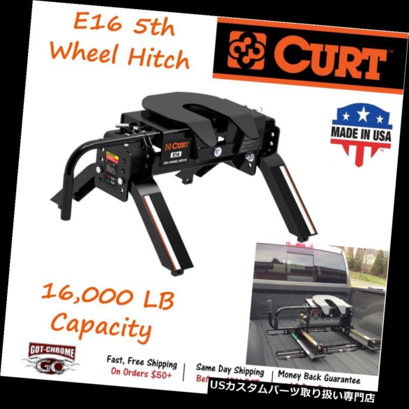 ヒッチメンバー 16115 Curt E16 5thホイールヒッチには16,000LBキャップの脚とハードウェアが含まれています 16115 Curt E16 5th Wheel Hitch Includes Legs and Hardware with a 16,000LB Cap