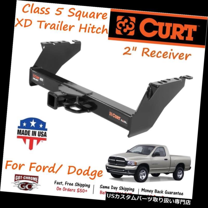 ヒッチメンバー 15300 Curt Class 5 Xtra Dutyトレーラーヒッチ、2