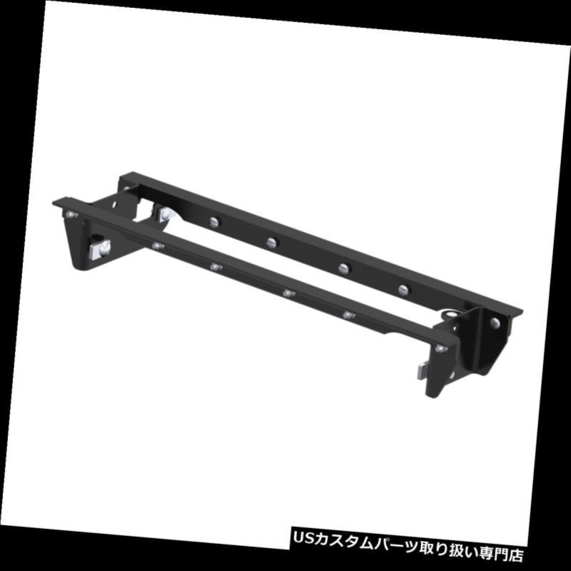 ヒッチメンバー 60645カートダブルロックEZrグースネックヒッチアンダーベッド取り付けブラケット 60645 Curt Double Lock EZr Gooseneck Hitch Under-Bed Installation Brackets