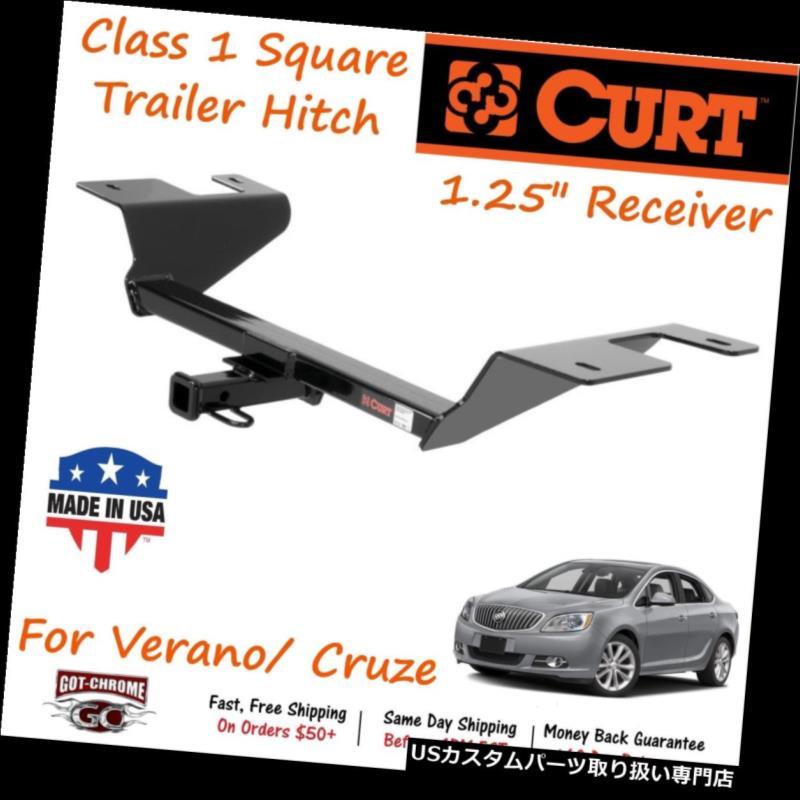 ヒッチメンバー 11282 Curt Class 1スクエアトレーラーヒッチ(1.25