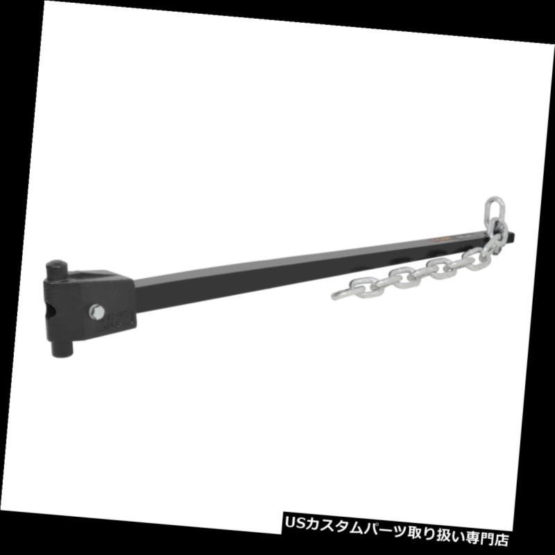 ヒッチメンバー 17337 Curtショートトラニオン重量配分ヒッチ交換用スプリングバー15K 17337 Curt Short Trunnion Weight Distribution Hitch Replacement Spring Bar 15K