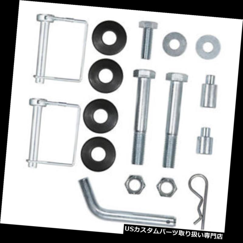 ヒッチメンバー 17554 Curt TruTrack重量配分ヒッチハードウェアキット(#17501) 17554 Curt TruTrack Weight Distribution Hitch Hardware Kit for #17501