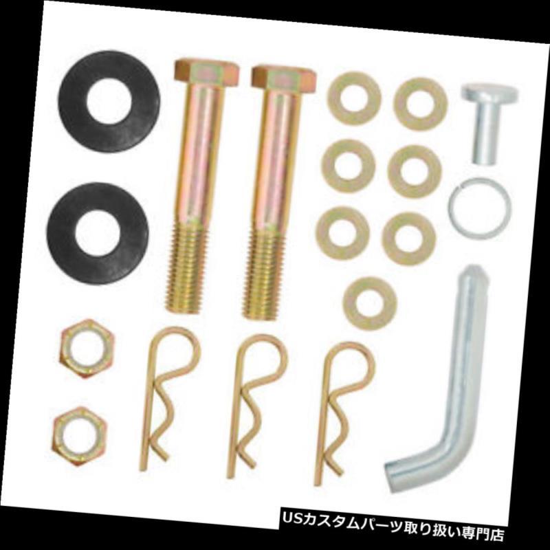 ヒッチメンバー 17076 Curt MV丸棒重量配分ヒッチハードウェアキット 17076 Curt MV Round Bar Weight Distribution Hitch Hardware Kit