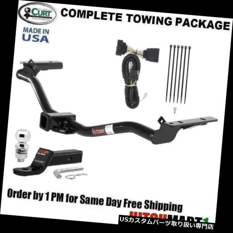 ヒッチメンバー 2011-2014 FORD EXPLORER CLASS 3、CURT TRAILER HITCH COMPLETE PKG 2