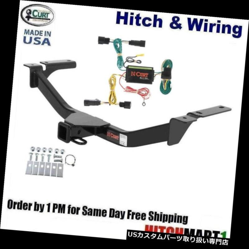 ヒッチメンバー CURT TRAILER HITCH& A 2011-2015 LINCOLN MKXクラス3、2