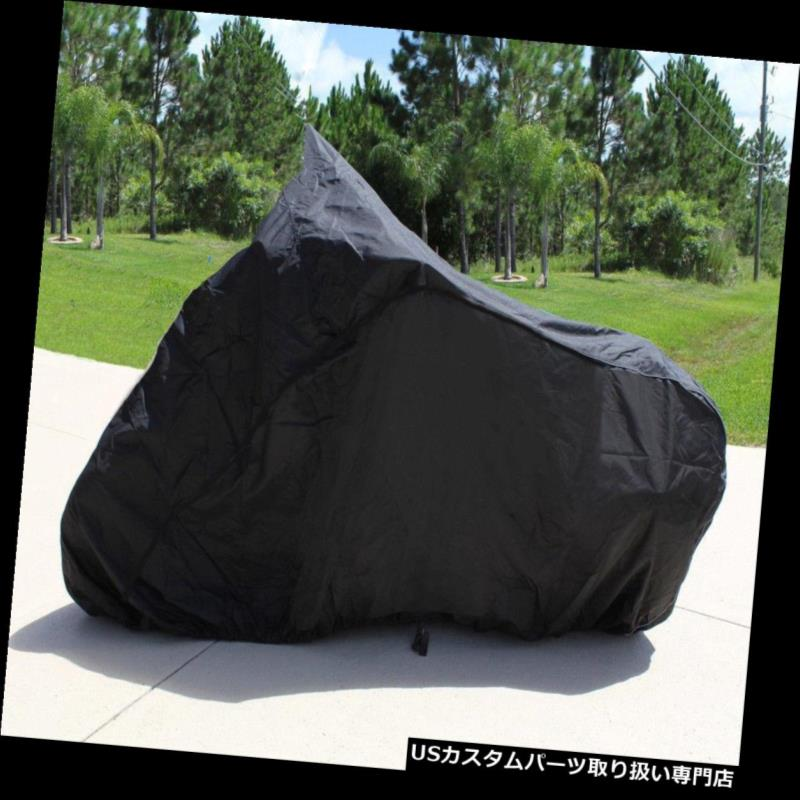 バイクカバー ヤマハFJR1300用超軽量バイクオートバイカバーFJR1300(2003)2002-2003 SUPER HEAVY-DUTY BIKE MOTORCYCLE COVER FOR Yamaha FJR1300 ( 2003 ) 2002-2003