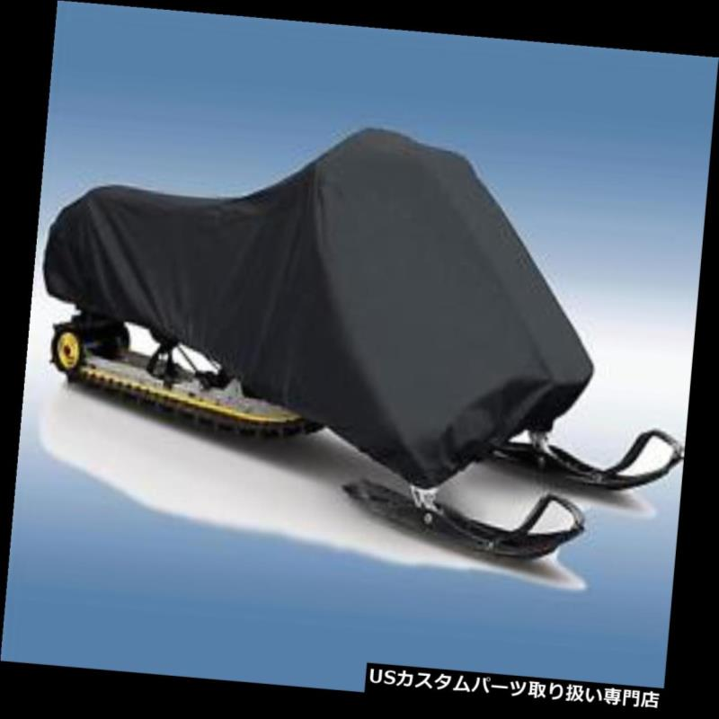 スノーモービルカバー Polaris Frontier Touring 2003 2004 2005用ストレージスノーモービルカバー Storage Snowmobile Cover for Polaris Frontier Touring 2003 2004 2005