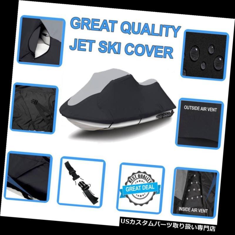 ジェットスキーカバー SUPER PWC 600DジェットスキーカバーSeaDoo Bombardier Wake 155 2011 2012-2017 2018 2019 SUPER PWC 600D JET SKI Cover SeaDoo Bombardier Wake 155 2011 2012-2017 2018 2019