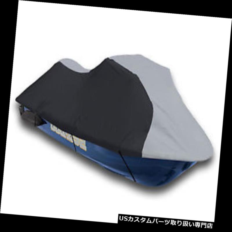 ジェットスキーカバー ラインのトップブラック/グレーJET SKI PWCカバーYAMAHA WAVE BLASTER 760 1-2シート TOP OF THE LINE Black/Grey JET SKI PWC COVER YAMAHA WAVE BLASTER 760 1-2 Seat
