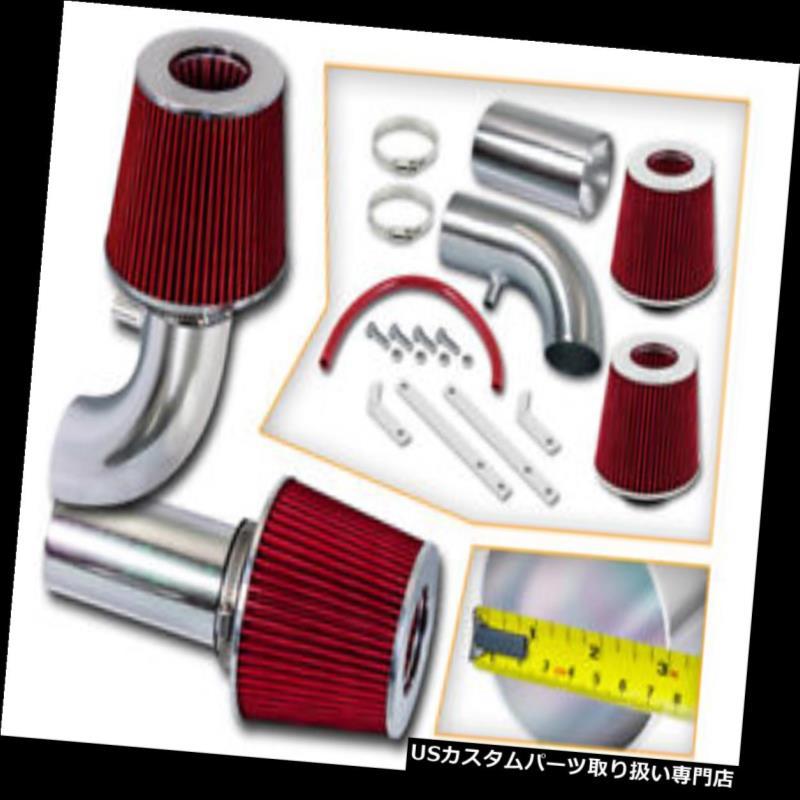 エアインテーク インナーダクト RAM AIRインテークキット+ドライフィルター(フォード1988-1995用)Bronco 5.0L 5.8L V8 MAFなし RAM AIR INTAKE KIT + DRY FILTER FOR Ford 1988-1995 Bronco 5.0L 5.8L V8 No MAF