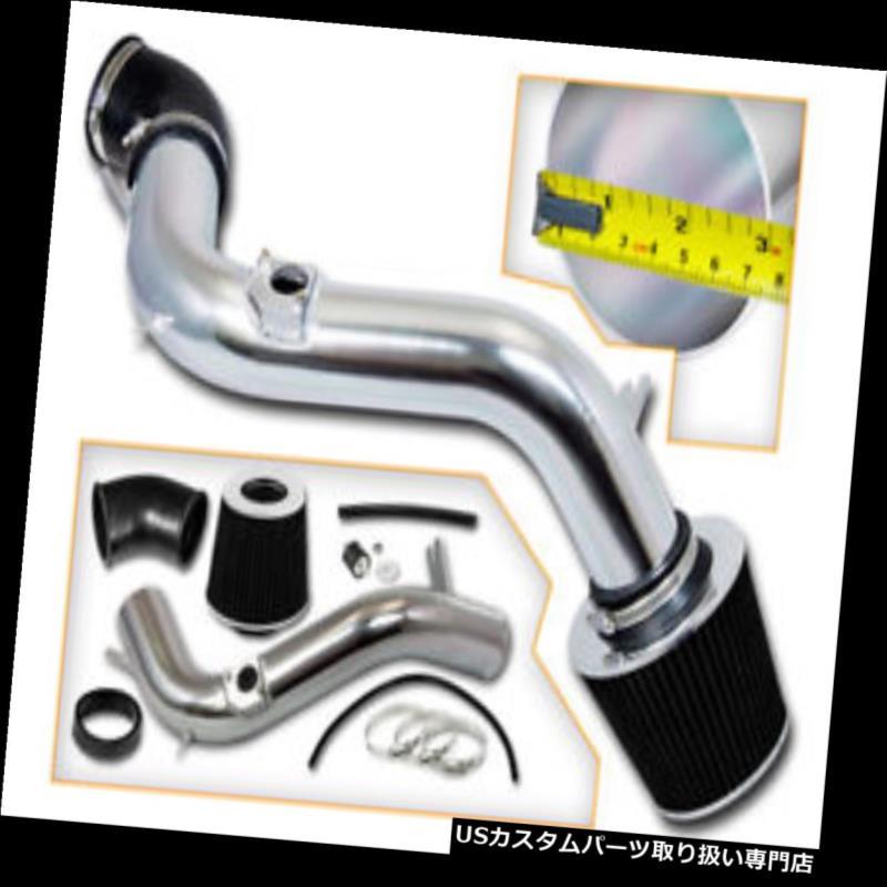 エアインテーク インナーダクト ブラックコールドインダクションエアインテークキット+ドライフィルターMazda 03-08 Mazda6 S 3.0L V6 BLACK COLD INDUCTION AIR INTAKE KIT+DRY FILTER Mazda 03-08 Mazda6 S 3.0L V6